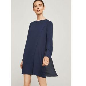 BCBGMaxAzria Dresses - BCBGMAXAZIRA Ashton Long-Sleeve Dress